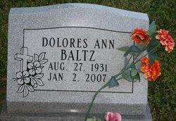 Delores Ann Baltz