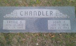 John F. Chandler