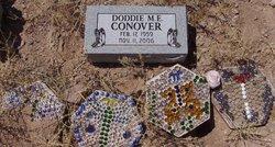 """M. E. """"Doddie"""" <I>Dunagan</I> Conover"""