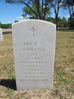 Jack C Ahrens