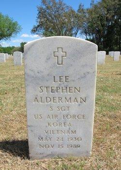 Lee Stephen Alderman