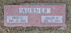 Millie Maxine <I>Dodge</I> Aurner