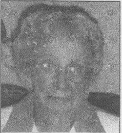 Margaret <I>Vawdrey</I> Williams