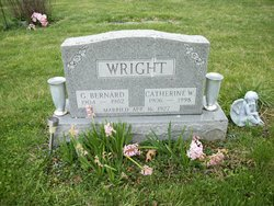 Catherine Wilda <I>Carter</I> Wright