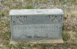 Fred V. Robinson