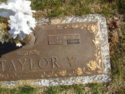 """Mary Jane """"Janie"""" <I>Gardner</I> Taylor"""