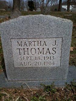 Martha Jane Thomas