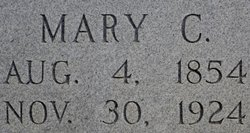 Mary Cornelia <I>Fargason</I> Goodman