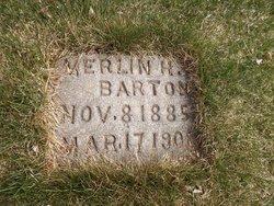 Merlin Henry Barton