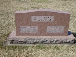 Ann <I>Kinnel</I> Kling