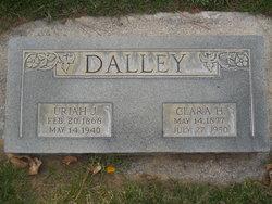 Clara <I>Hugentobler</I> Dalley