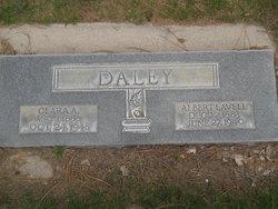 Clara Otelia <I>Anderson</I> Daley
