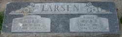 Helga Sorena <I>Nielsen</I> Larsen