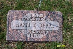 Hazel Cliff <I>Leary</I> Deppe
