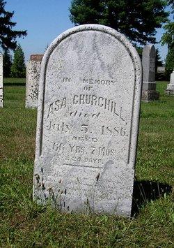 Asa Churchill