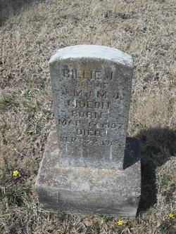 Billie J. Gideon