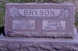 "David Chandler ""Charlie"" Bryson"