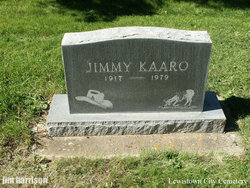 "James W ""Jimmy"" Kaaro"