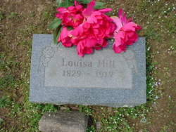 Louisa G <I>Tubb</I> Hill