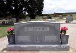 Nancy <I>England</I> Alexander