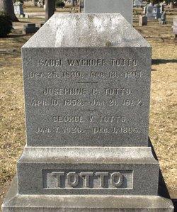Isabel Dunham <I>Wyckoff</I> Totto