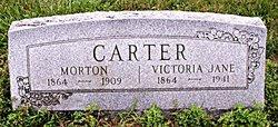 Victoria Jane <I>McBride</I> Carter