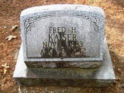 Fred H. Kaiser