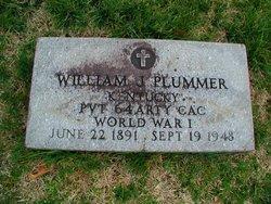 Pvt William John Plummer