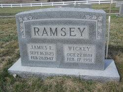 James Edward Ramsey