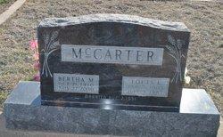 Louis E McCarter