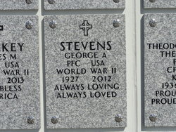 George A Stevens