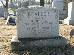 Sgt Charles V Bealler