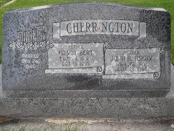 Amyot Bert Cherrington