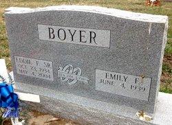Emily F. Boyer