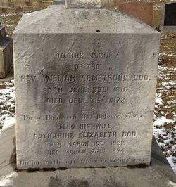Catharine Elizabeth <I>Stockton</I> Dod