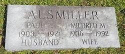 Paul E Alsmiller