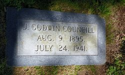 J Godwin Councill