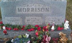 Samuel O Morrison