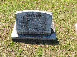 John Robert Dasher, Sr