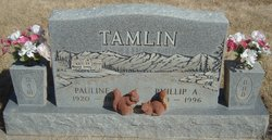"Pauline I ""Peg"" <I>Dunn</I> Tamlin"