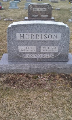 Victoria <I>Grogg</I> Morrison