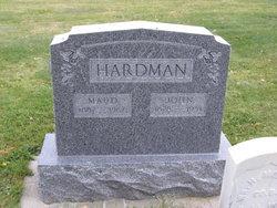 Annie Maud <I>Murray</I> Hardman