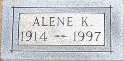 Alene K. <I>Kimbrel</I> Baker