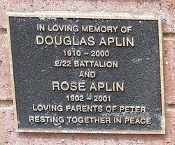 Rose Aplin