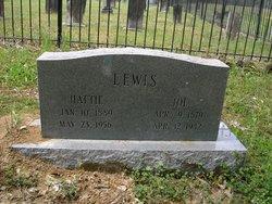 Joe Lewis, Sr