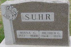 Minna C. <I>Hermann</I> Suhr