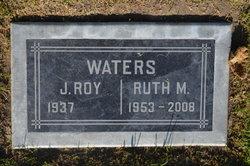 Ruth M. <I>Hook</I> Waters