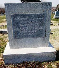 Elizabeth <I>Aull</I> Graves