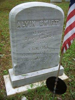 Almira Bartlett <I>Cummings</I> Swift