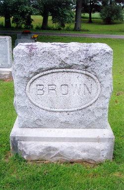 Pvt Cornelius Brown
